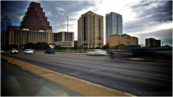 Congress Ave Bridge Austin Texas