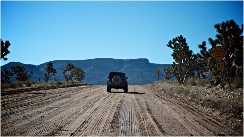 Off road to Grand Canyon