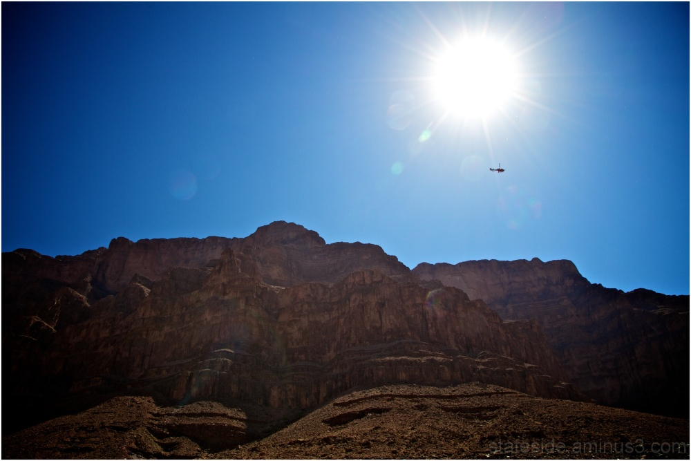 Inside the Grand Canyon