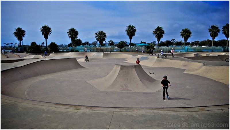 Skate Park San Diego