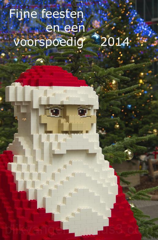 blikvanger kerst