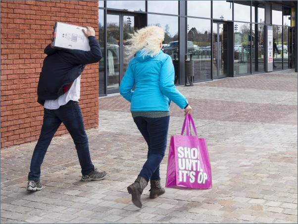 S/T  Shop until it's op