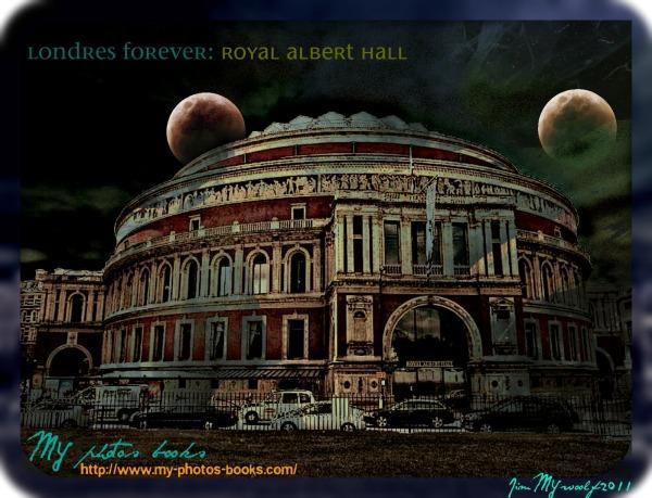 Londres: Royal Albert Hall