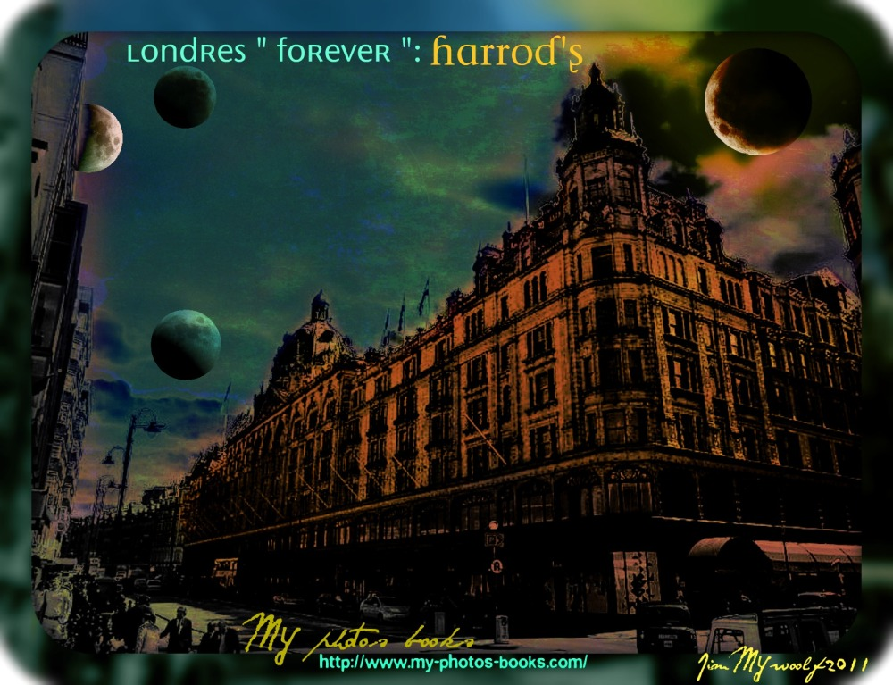 Londres: Harrod's