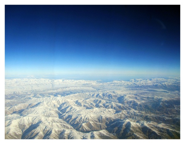 from sky of iran