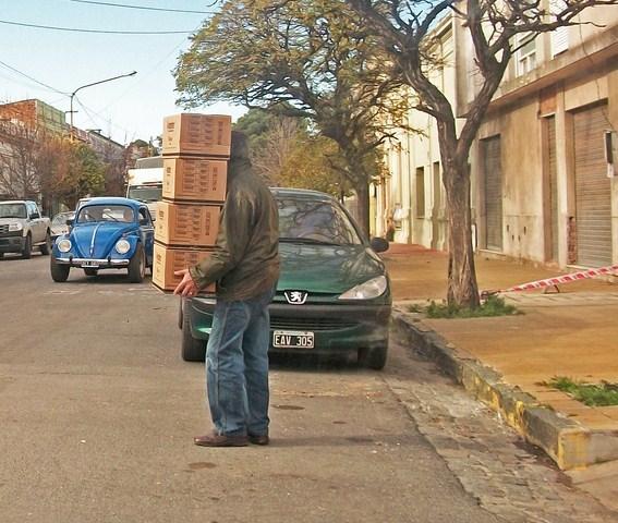 Cajas, cajas, cajas