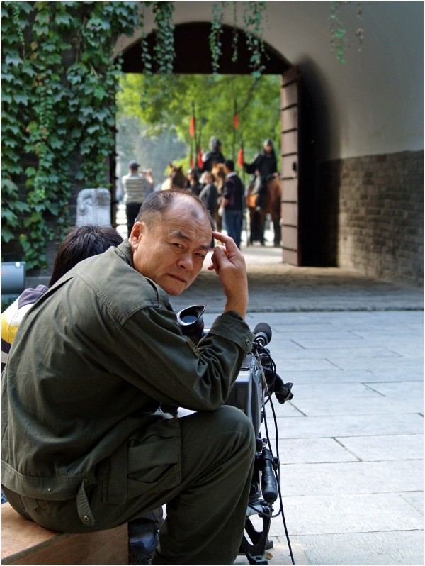 Chine, cinéma, réalisateur film historique