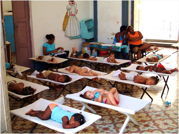 Crèche municipale à Trinidad