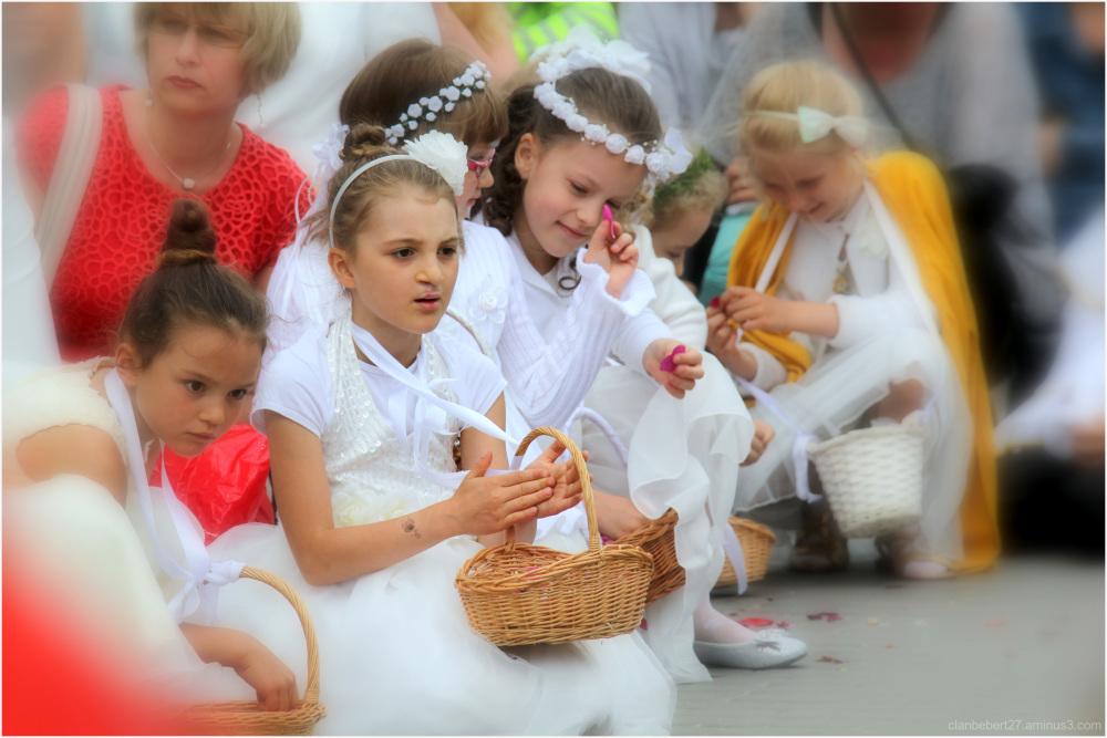 Portrait, religion, Pologne,