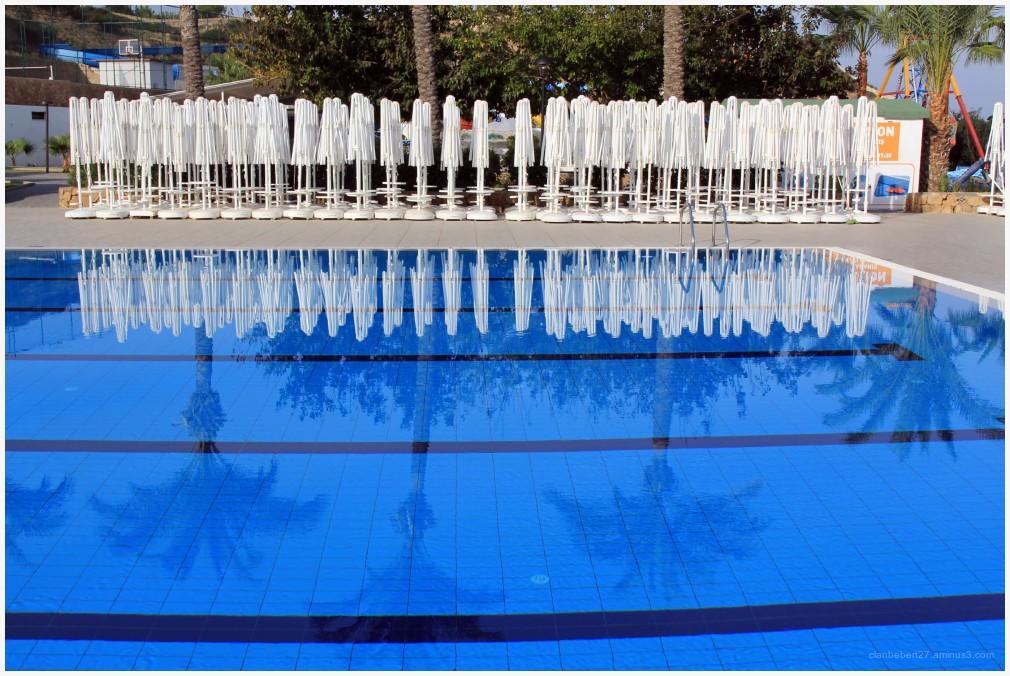Chypre, après l'été le temps du repos est arrivé.