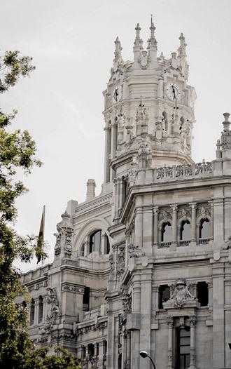 Palacio de Cibeles