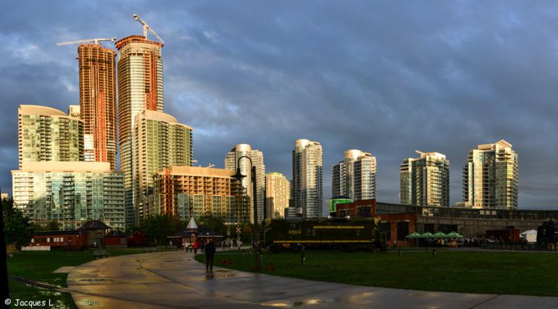 Toronto et ses lumières