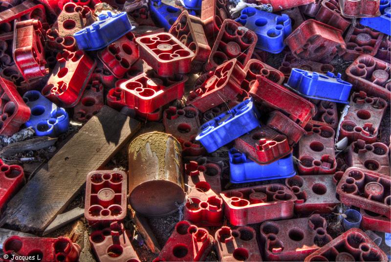 Lego industriel