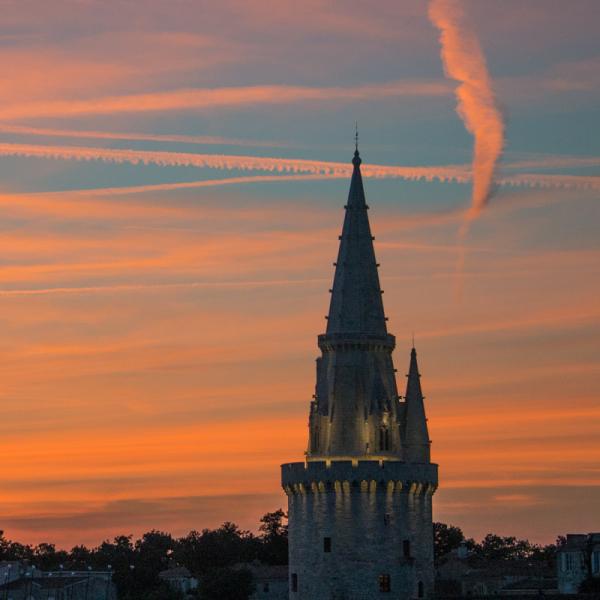 """Tour de la lanterne  """"La Rochelle"""""""
