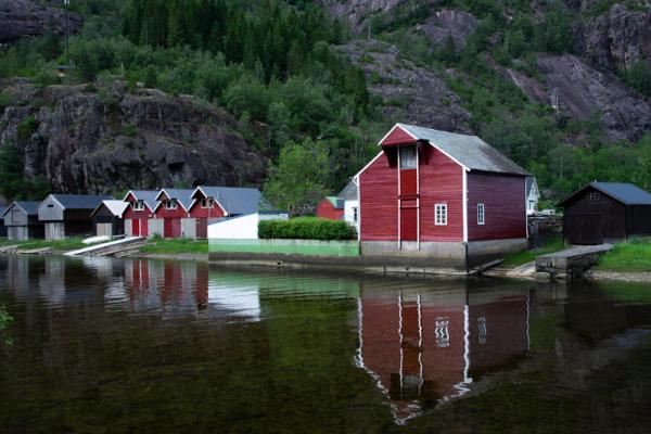 Petites maisons .........