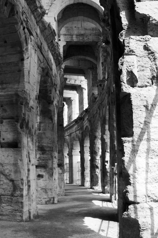 Arles et son histoire
