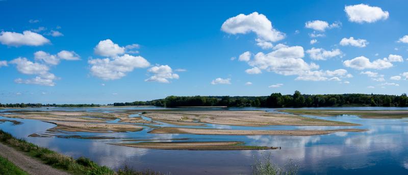 La Loire et son lit