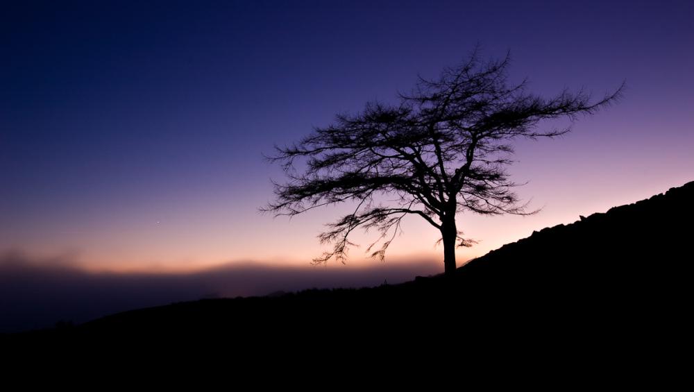 Evening on The Kirkstone Pass