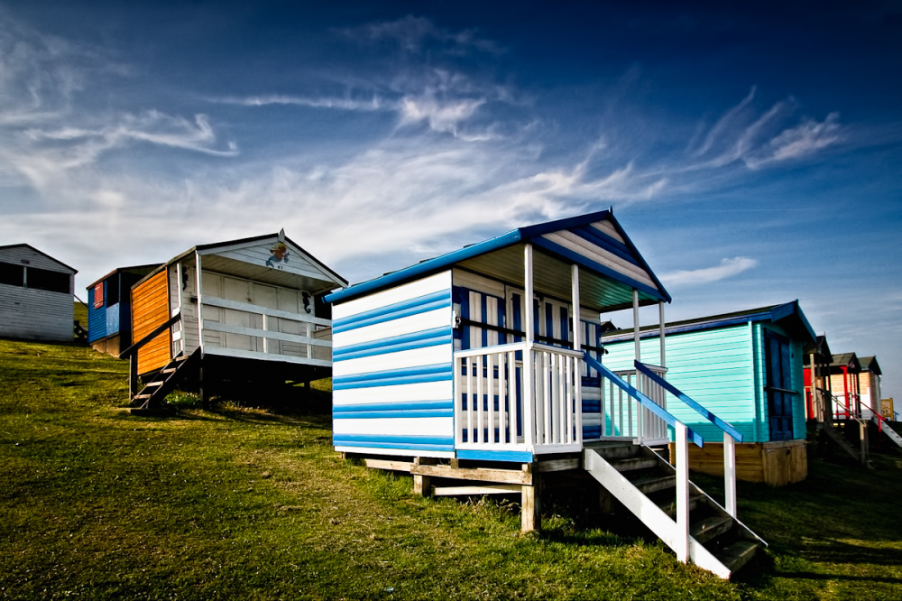 Whitstable Beach Huts