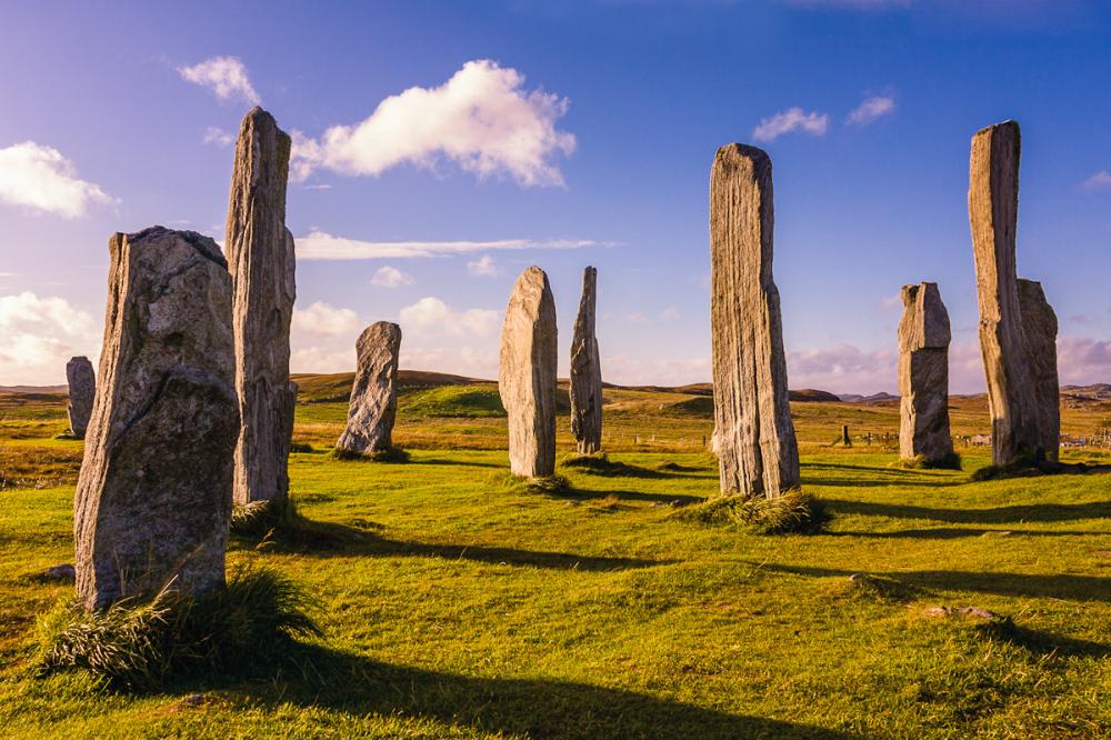 Callanish Stones Early Summer