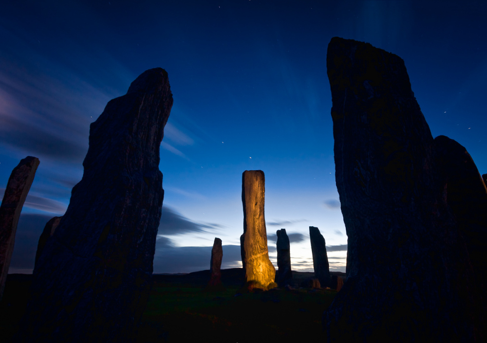 Callanish After Dark