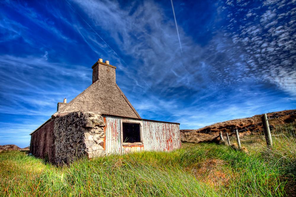 Abandoned at Ranish