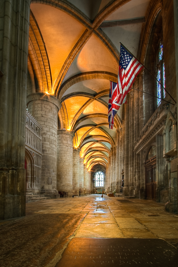 Gloucester Cathedral - Allies