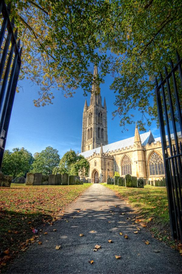 St. Wulfram, Grantham