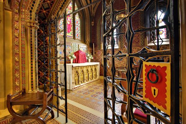 Chapel at St. Giles