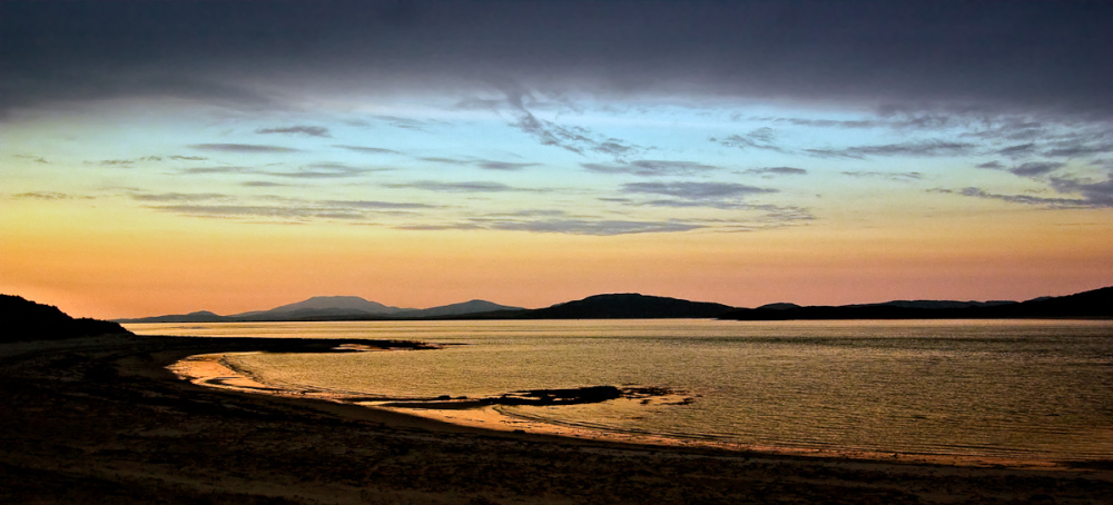 Quiet Hebridean Evening