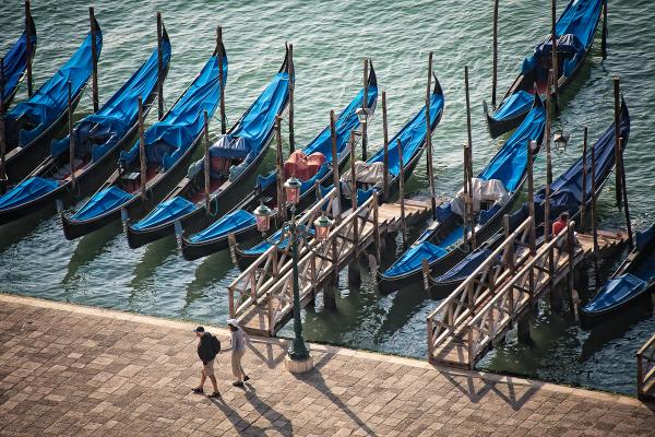 Quiet Morning in Venice