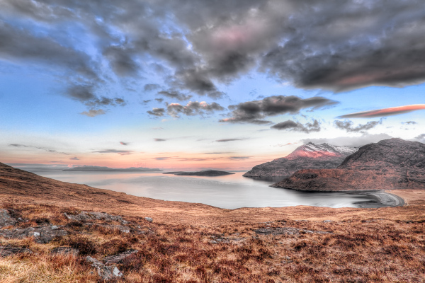 Scavaig Sunrise