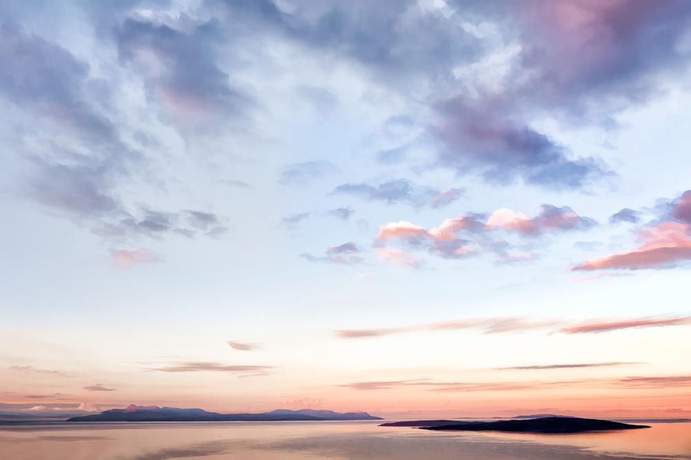 Rum Under Pastel Skies