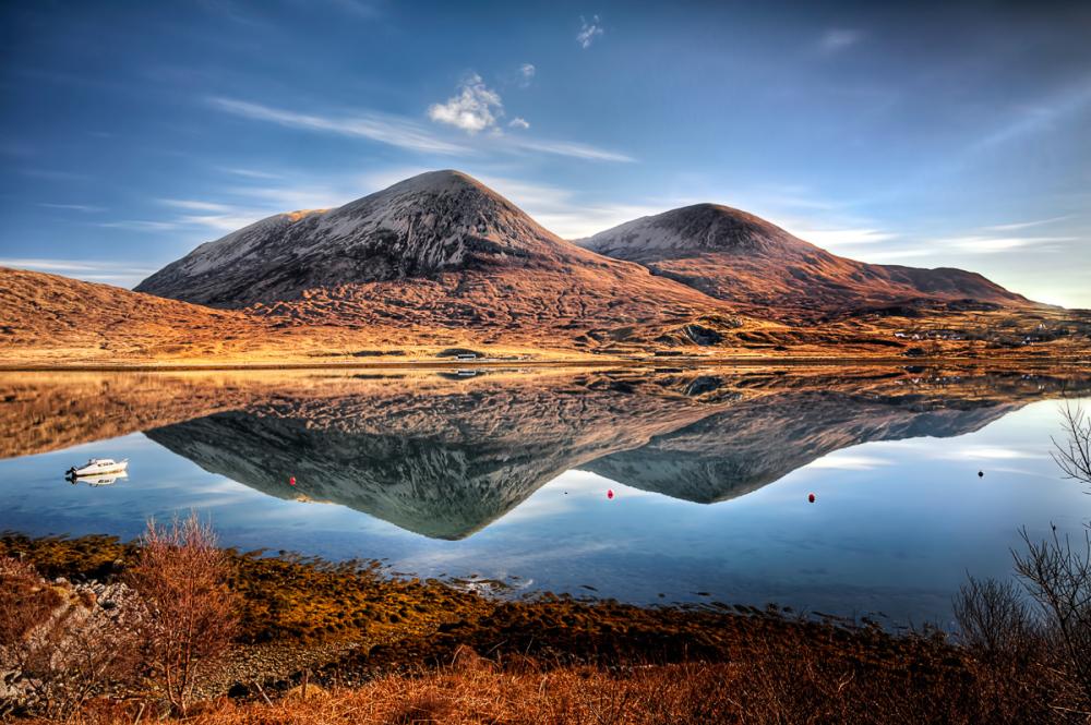 Morning Loch Slapin