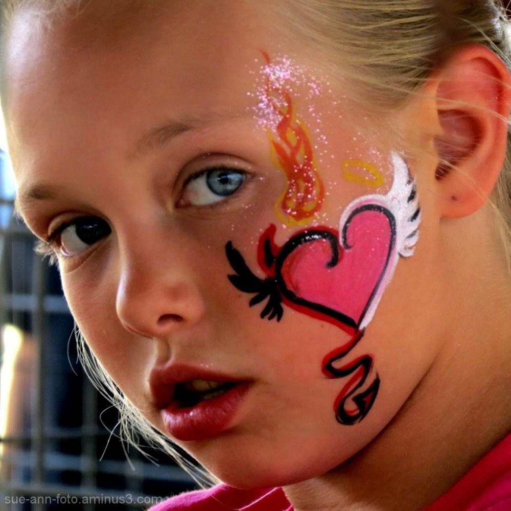 fair make-up