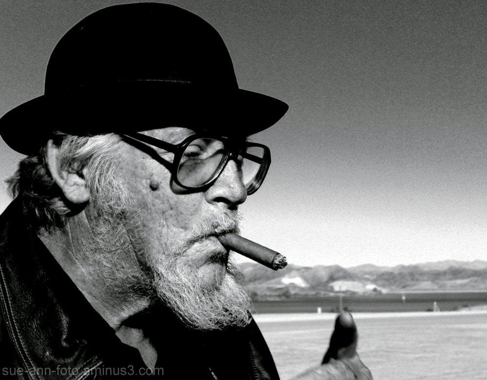l'homme au cigare - man with cigar