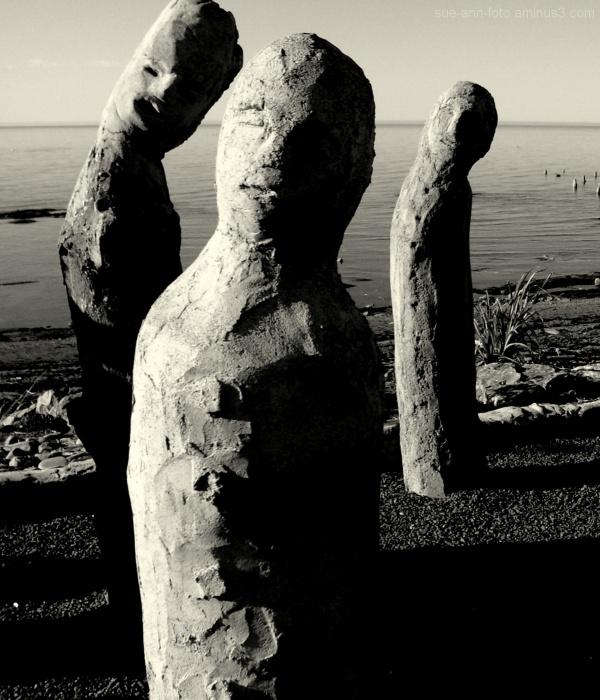 sculpture fleuve Ste-Flavie le-grand-rassemblement