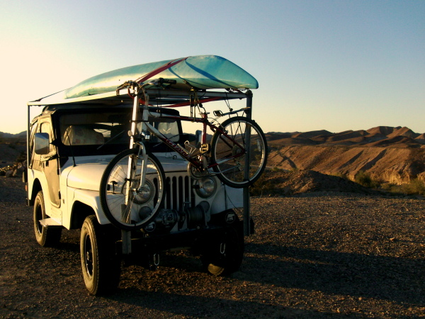 jeep desert