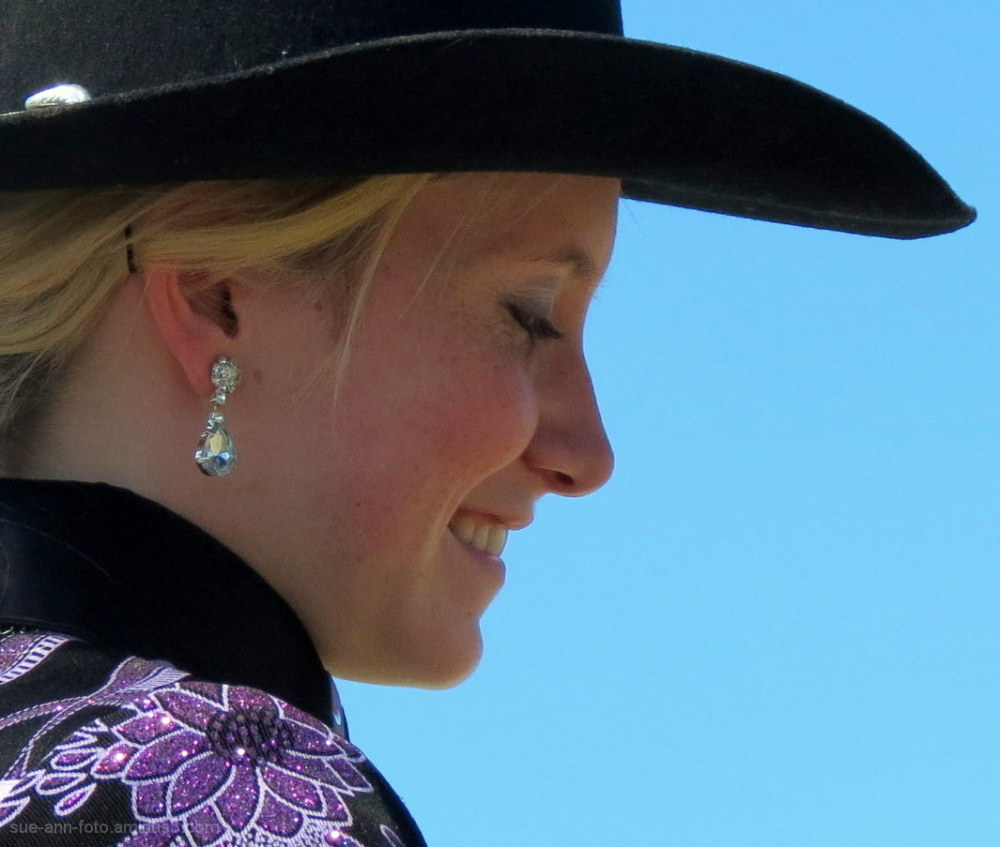 cowgirl equitation