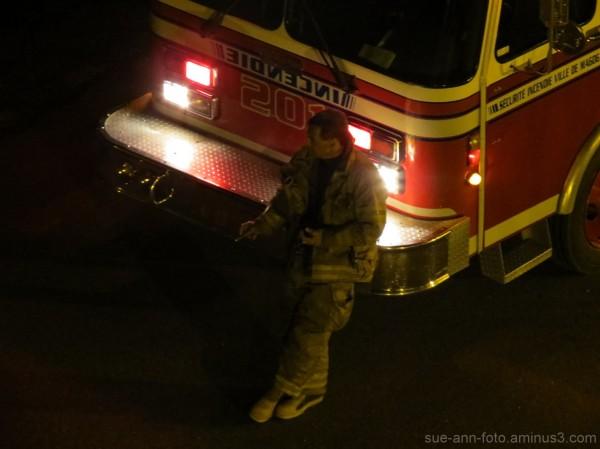 firetruck firefighter
