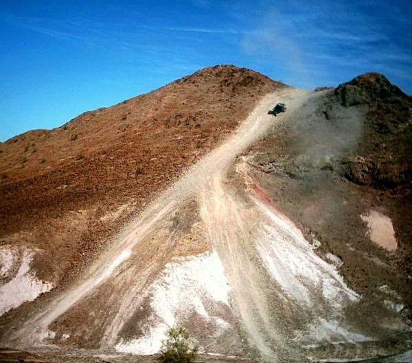 dune-buggy  sandrail  desert arizona