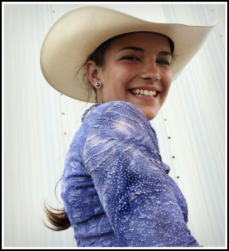 superbe cowgirl Mathilde- beautiful Mathilde