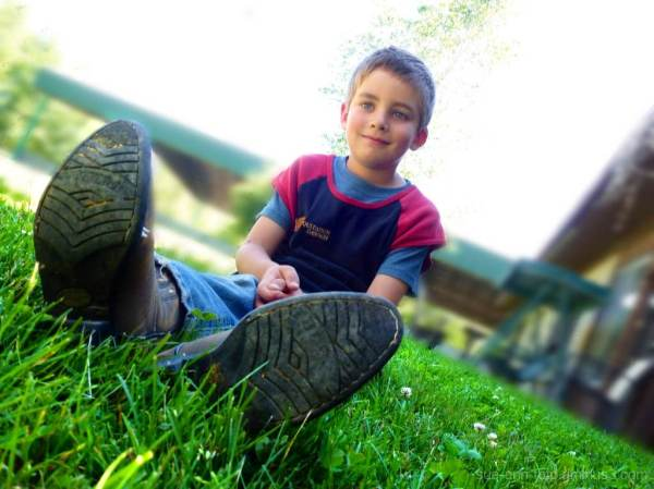 les bottes  de Thomas  - Thomas's boots