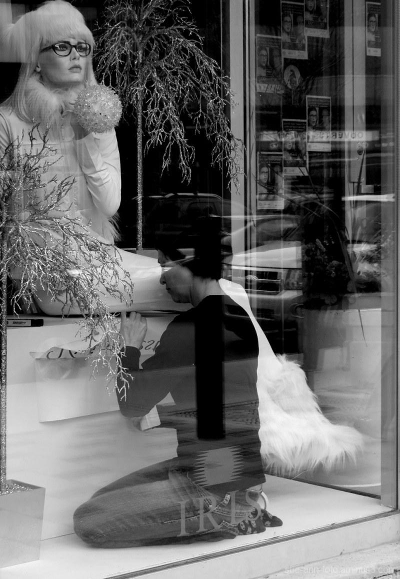 le mannequin - the mannequin