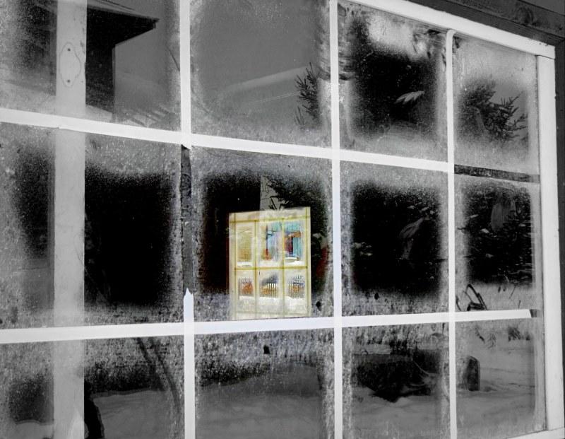 l'autre  fenêtre - the other window
