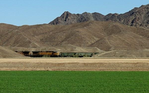 les teintes du désert - the desert colors