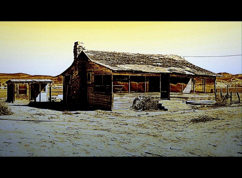 maison abandonnée - abandonned house
