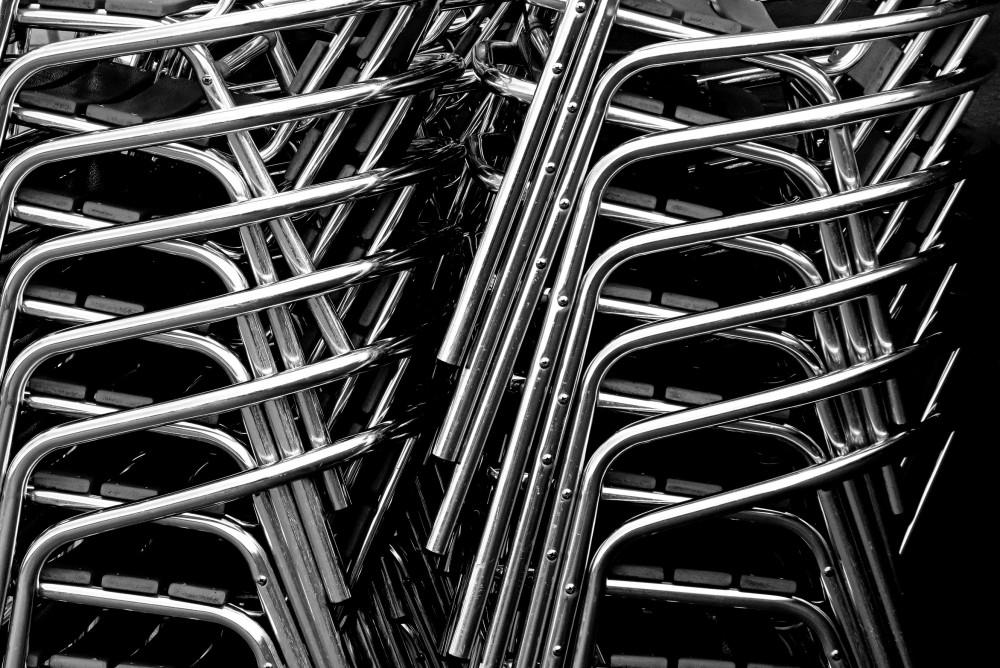 chaises de terrasse