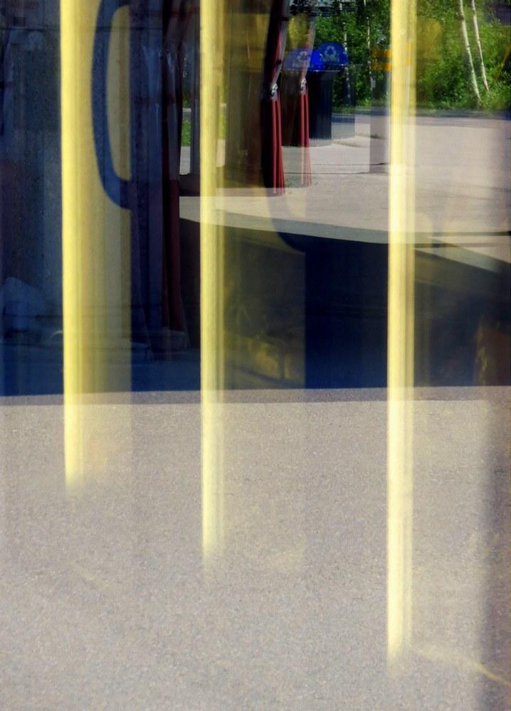 rayon de lumière 2 - ray of light 2