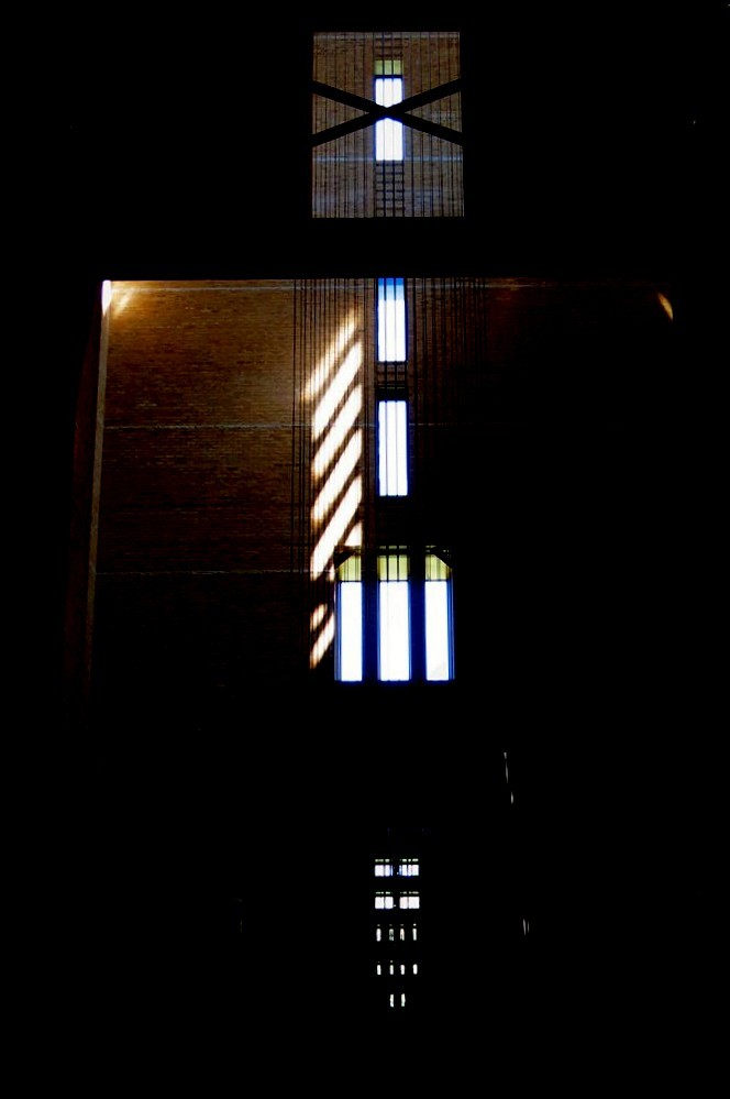 rayon de lumière  - ray of light